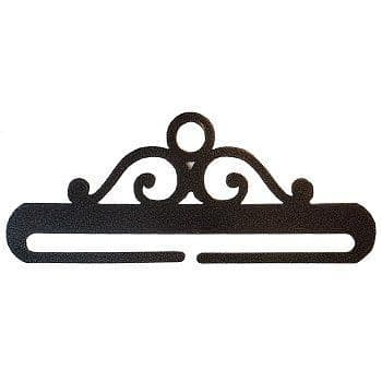 """Stoney French Curl 8"""" Metal Bellpull"""