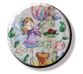 Summer Fairy Needle Minder