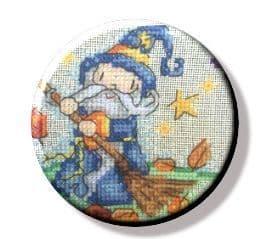 Wizard Needle Minder