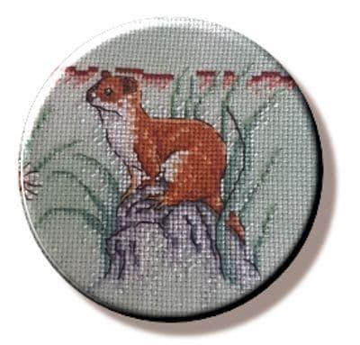Woodland Weasel needle minder
