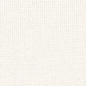 Zweigart 20 Count Aida Antique White