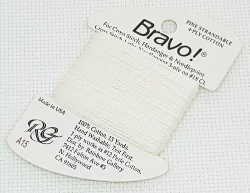 A15 White Bravo thread