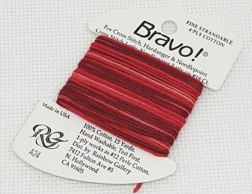 A24 Reds Bravo thread