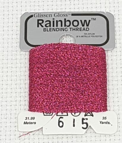 Azalea GlissenGloss Rainbow Thread 18 / R615