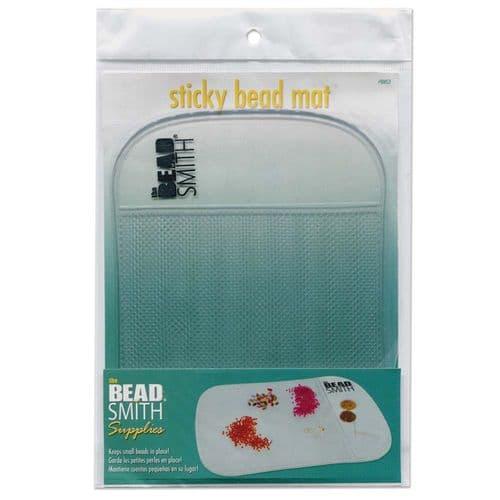 "Beadsmith Sticky Bead Mat 7.5"" x 5.5"""