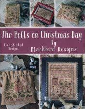 Blackbird Designs Bells on Christmas Day Cross Stitch Booklet
