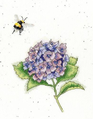 Bothy Threads The Busy Bee - Hannah Dale cross stitch kit