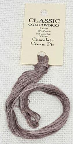 Chocolate Cream Pie Classic Colorworks CCT-009
