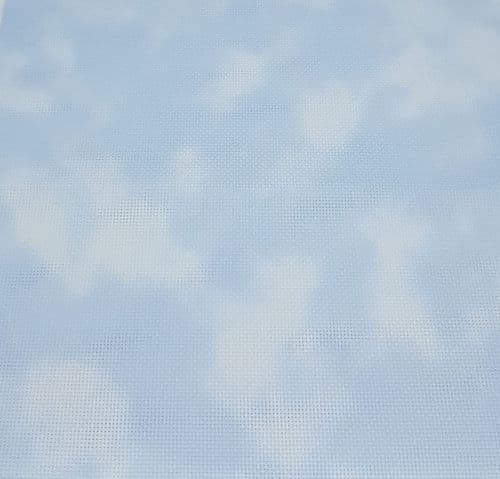 Fabric Flair Cloud Summer Sky