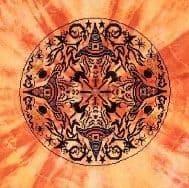 Glendon Place Witches Wheel cross stitch chart