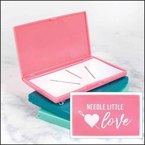 Magnetic Needle Case - Needle Little Love