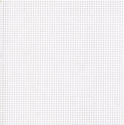 Mill Hill White 18 count Perforated Paper