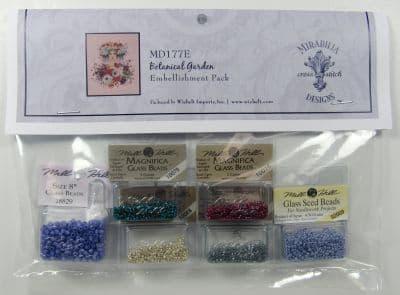 Mirabilia Botanical Garden Embellishment Pack