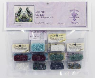 Mirabilia Echo Lake Embellishment Pack