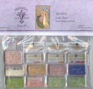 Mirabilia Lady Hera Embellishment Pack
