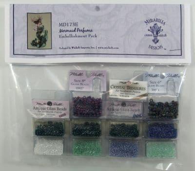 Mirabilia Mermaid Perfume Embellishment Pack