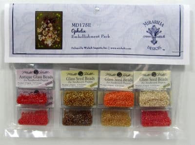 Mirabilia Ophelia Embellishment Pack