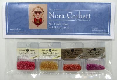 Nora Corbett Libra Embellishment Pack