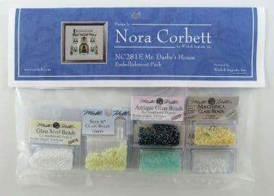 Nora Corbett Mr Darby's House Embellishment Pack
