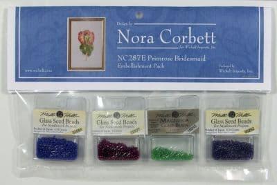 Nora Corbett Primrose Bridesmaid Embellishment Pack