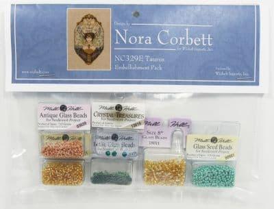 Nora Corbett Taurus Embellishment Pack