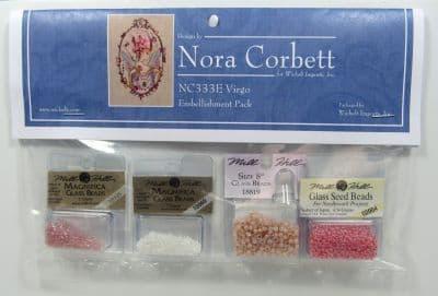 Nora Corbett Virgo Embellishment Pack