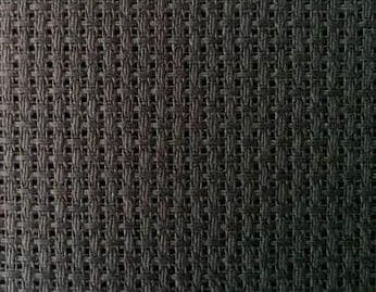 Permin 14 Count Chalkboard Black Aida