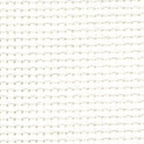 Samples of Aida fabric in 14, 16, 18 and 20 count
