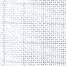 Samples of Easy Count evenweave fabric in 25, 28 and 32 count