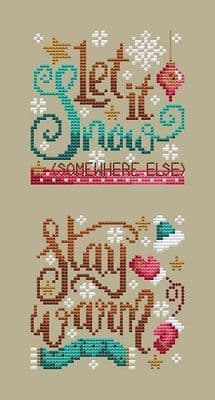 Shannon Christine Designs Christmas Club 2 cross stitch chart
