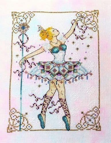 Shannon Christine Designs Snow Queen cross stitch chart