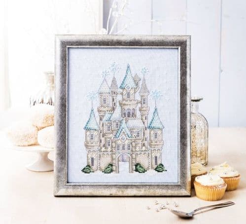 Shannon Christine Ice Castle cross stitch chart