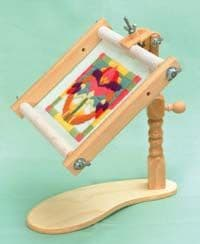 Versatile Embroidery Seat Stand
