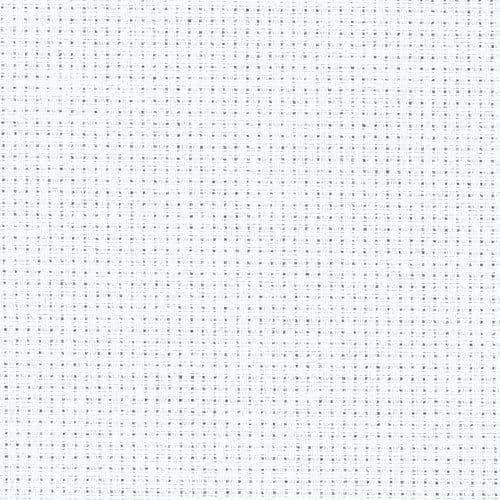 Zweigart 14 count Standard white aida