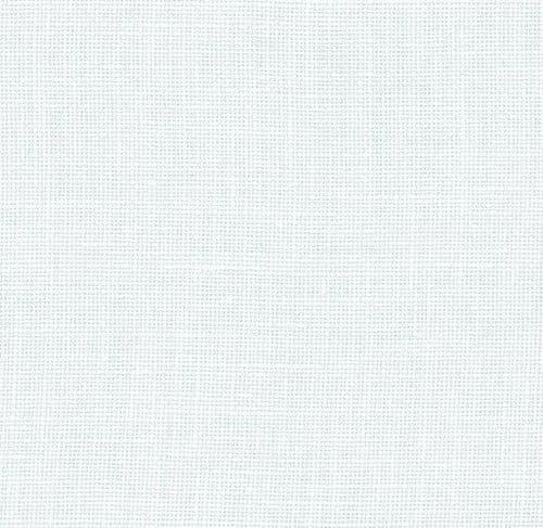 Zweigart 38 Count Dalarna Linen White