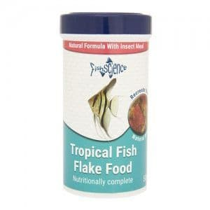 Fish Science Tropical Flakes 50g