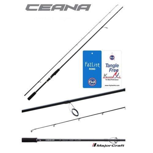 Majorcraft Ceana Lure Fishing Rod 8'6