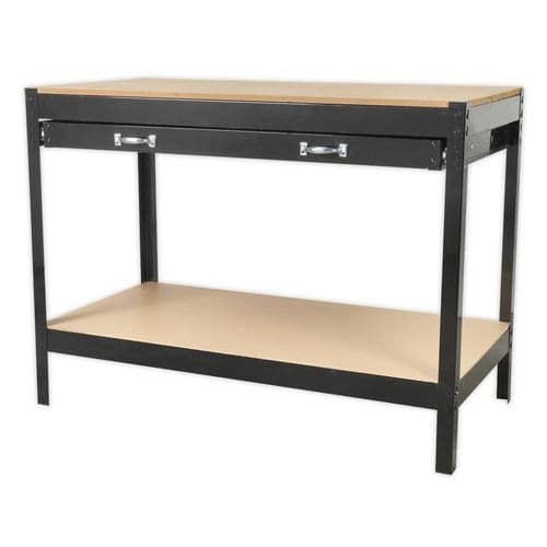 Sealey AP12160 Workbench with Drawer 1.2mtr
