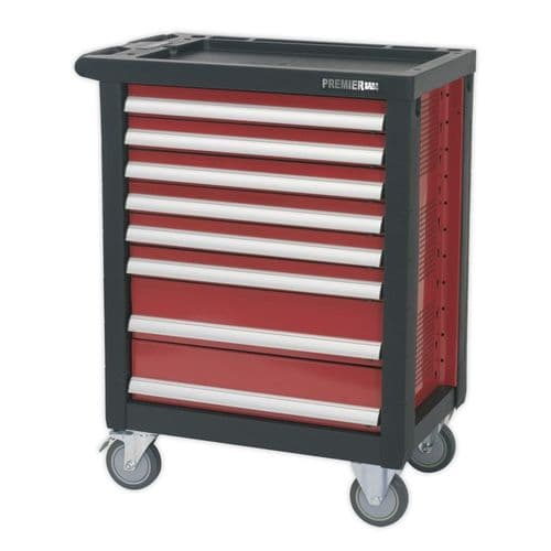 Sealey AP2408 Rollcab 8 Drawer with Ball Bearing Slides