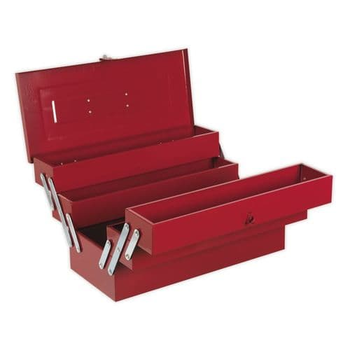 Sealey AP531 Cantilever Toolbox 4 Tray 465mm