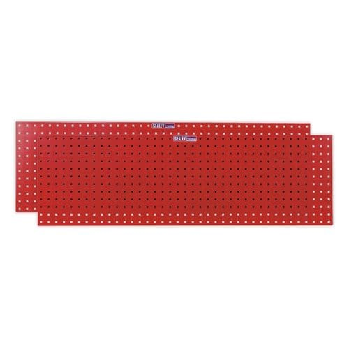 Sealey TTS2 PerfoTool Storage Panel 1500 x 500mm Pack of 2
