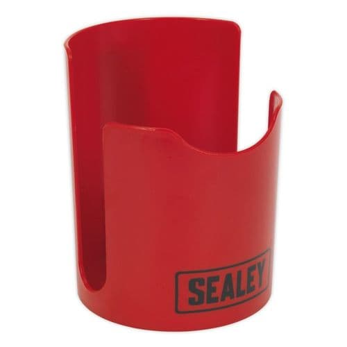 Sealey APCH Magnetic Cup/Can Holder - Red