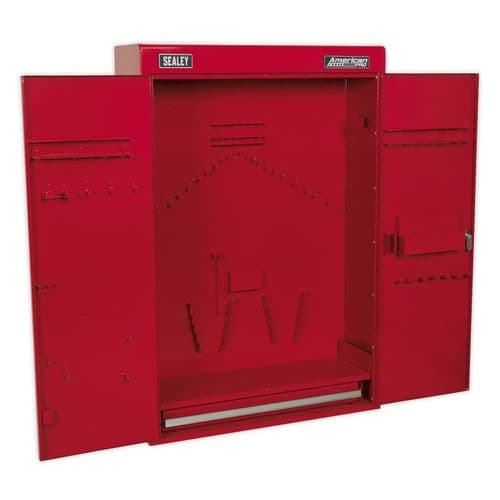 Sealey APW615 Wall Mounting Tool Cabinet with 1 Drawer