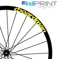 Boardman Rim Stickers