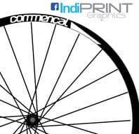 Commencal Rim Decals