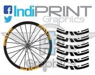 Enve MTB Rim Decal