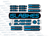 IslaBikes Cnoc Graphic Set