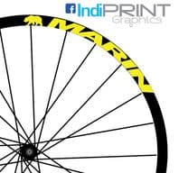 Marin Rim Decal