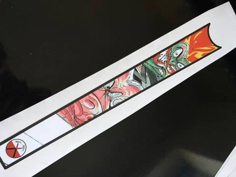 Pink Floyd The Wall Top Tube Graphic
