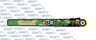 Raf Remembrance Churchill Vera Lynn Top Tube Graphic